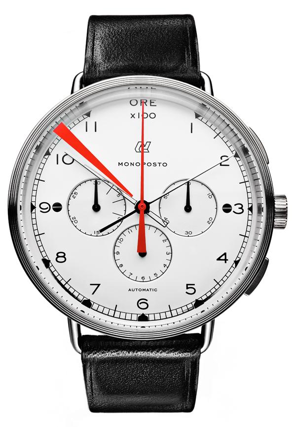 Autodromo Monoposto watches put vintage tachometers on your wrist ...
