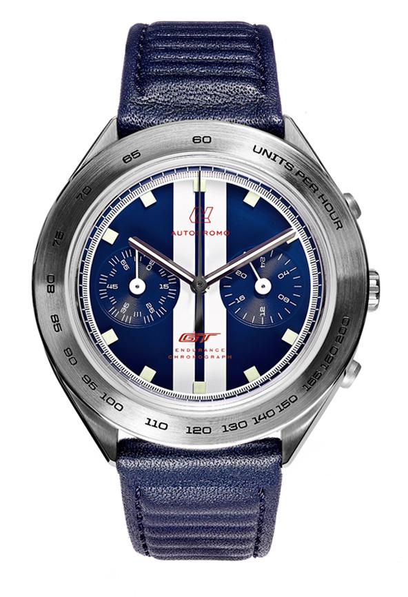 Ford GT Endurance Chronograph, Autodromo, Stylish, Quality, Convenient, Blue